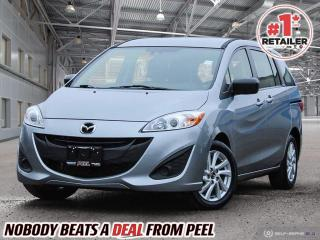 Used 2017 Mazda MAZDA5 GS for sale in Mississauga, ON
