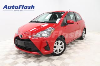 Used 2019 Toyota Yaris *LE *CAMERA *BLUETOOTH  *GR-ELECTRIQUE for sale in Saint-Hubert, QC