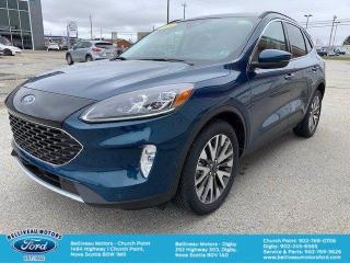Used 2020 Ford Escape Titanium Hybrid for sale in Church Point, NS