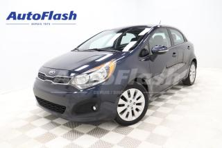 Used 2013 Kia Rio *EX *M6 *MAGS *TOIT/ROOF *BLUETOOTH *CRUISE *A/C for sale in Saint-Hubert, QC