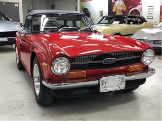 Used 1970 Triumph TR6 for sale in Paris, ON