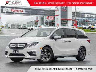 Used 2019 Honda Odyssey for sale in Toronto, ON