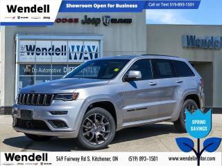 New 2021 Jeep Grand Cherokee High Altitude| Adaptive Cruise | Harman/Kardon for sale in Kitchener, ON