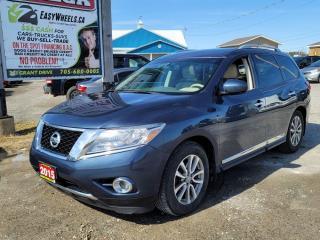 Used 2015 Nissan Pathfinder Platinum for sale in New Liskeard, ON