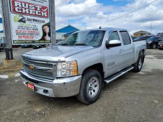 Used 2012 Chevrolet Silverado 1500 LS Cheyenne Edition for sale in New Liskeard, ON