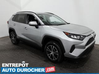 Used 2020 Toyota RAV4 LE - AWD - Caméra de Recul - Climatiseur for sale in Laval, QC