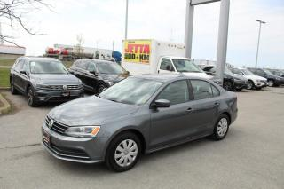 Used 2017 Volkswagen Jetta Sedan 1.4 TSI Auto Trendline+ for sale in Whitby, ON