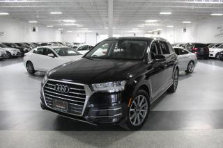 Used 2017 Audi Q7 PROGRESSIV QUATTRO NO ACCIDENTS I NAVIGATION I PANOROOF I BT for sale in Mississauga, ON