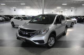 Used 2015 Honda CR-V LX I REAR CAM I HEATED SEATS I POWER OPTIONS I KEYLESS ENTRY for sale in Mississauga, ON