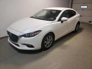 Used 2017 Mazda MAZDA3 GX|Cruise|AC|56MPG|Rmt Start|Local for sale in Brandon, MB