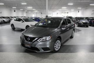 Used 2017 Nissan Sentra SV I REAR CAM I PUSH START I HEATED SEATS I POWER OPTIONS for sale in Mississauga, ON