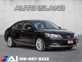 Used 2013 Honda Accord TOURING**NAVIGATION**LEATHER**SUNROOF for sale in North York, ON