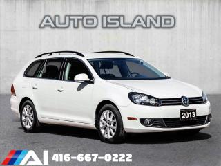 Used 2013 Volkswagen Golf Wagon TDI**DIESEL**AUTOMATIC for sale in North York, ON