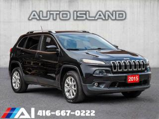 Used 2015 Jeep Cherokee 4WD 4dr North for sale in North York, ON