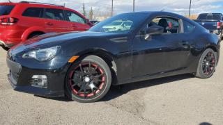Used 2013 Subaru BRZ 2dr Cpe Man Sport-tech LIMITED for sale in Calgary, AB
