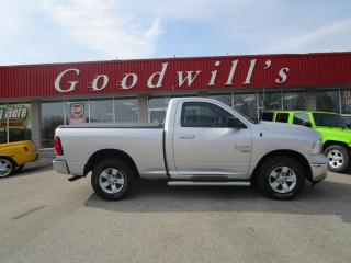 Used 2019 RAM 1500 Classic SLT! REG CAB SHORTBOX! for sale in Aylmer, ON