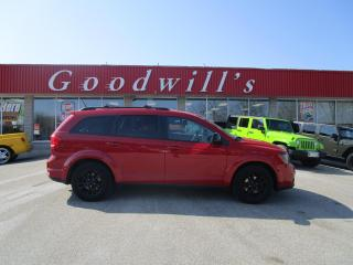 Used 2016 Dodge Journey SXT! 7 PASSENGER! REMOTE START! for sale in Aylmer, ON