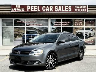 Used 2014 Volkswagen Jetta TDI|CLEANCARFAX|PRECERTIFIED|PRICE.MATCH.POLICY| for sale in Mississauga, ON