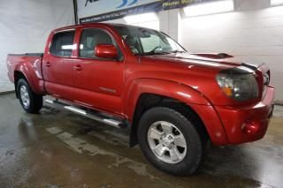 Used 2010 Toyota Tacoma V6 PREMUIM CAMERA HEATED LEATHER *1 OWNER*ACCIDENT FREE* CERTIFIED 2YR WARRANTY for sale in Milton, ON
