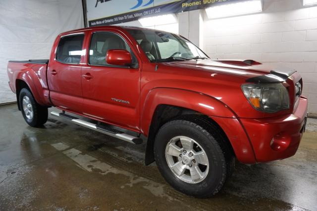 2010 Toyota Tacoma V6 PREMUIM CAMERA HEATED LEATHER *1 OWNER*ACCIDENT FREE* CERTIFIED 2YR WARRANTY