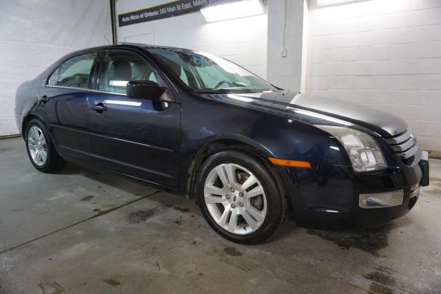 2009 Ford Fusion V6 SEL AWD CERTIFIED 2YR WARRANTY *1 OWNER* BLUETOOTH SUNROOF HEATED LEATHER ALLOYS