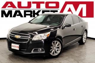 Used 2013 Chevrolet Malibu 2LT Certified!WoodTrim!WeApproveAllCredit! for sale in Guelph, ON