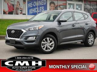 Used 2019 Hyundai Tucson 2.0L Preferred AWD  AWD CAM HTD-SEATS 17-AL for sale in St. Catharines, ON