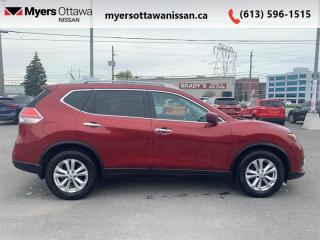 Used 2016 Nissan Rogue SV  - Bluetooth -  Heated Seats for sale in Ottawa, ON