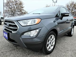 Used 2018 Ford EcoSport SE   Blind Spot Detection   Navigation   Heated Seats for sale in Essex, ON
