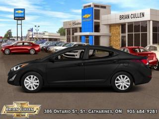 Used 2015 Hyundai Elantra Sport Appearance  - Low Mileage for sale in St Catharines, ON