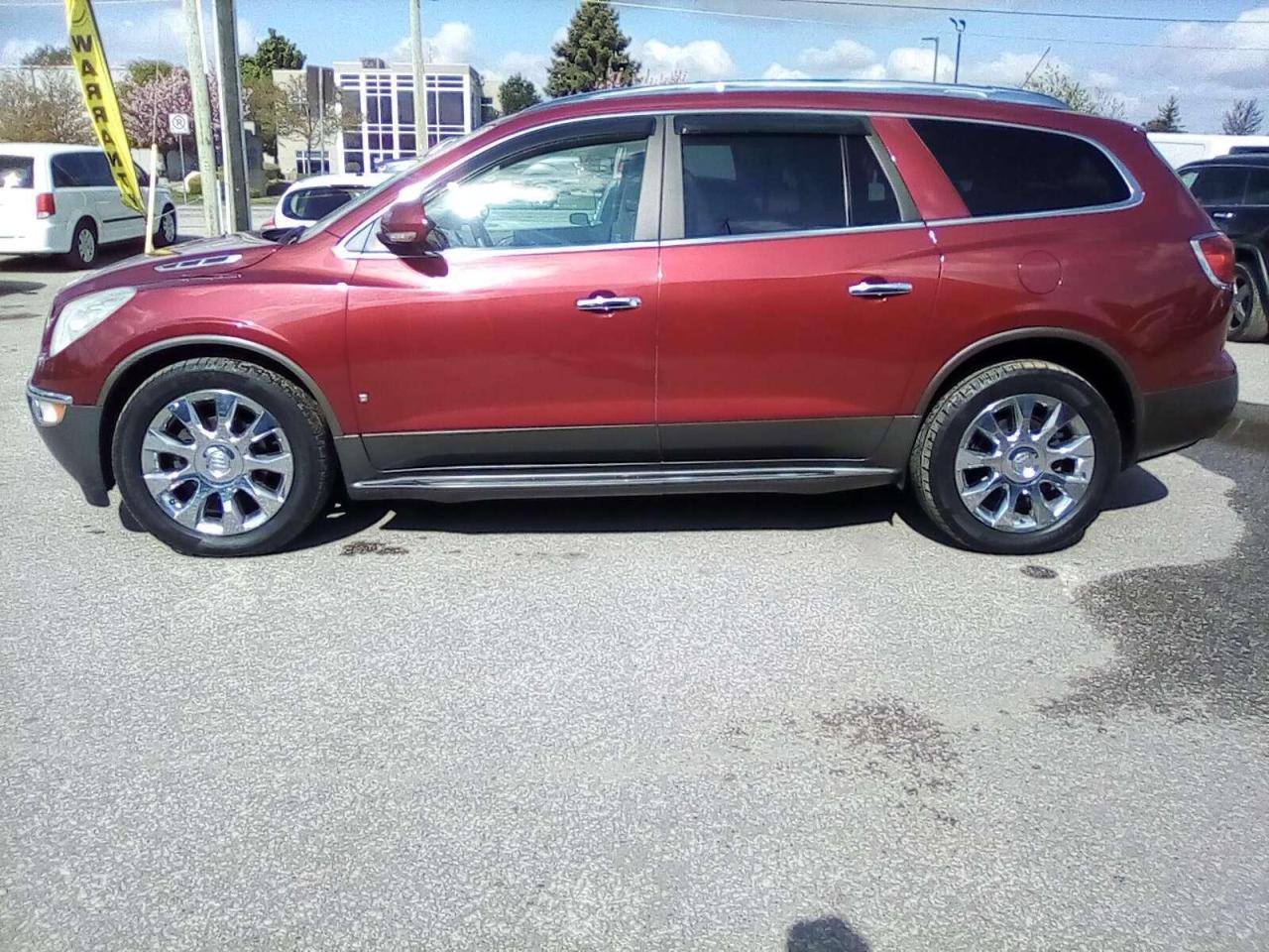 2011 Buick Enclave CXL-2 AWD