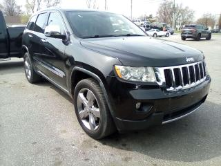 Used 2011 Jeep Grand Cherokee LIMITED 4WD for sale in Leamington, ON