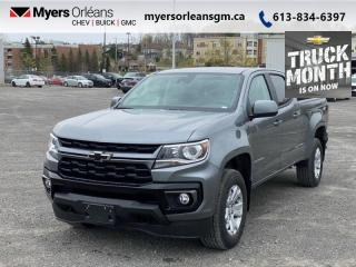 New 2021 Chevrolet Colorado LT  - Heated Seats for sale in Orleans, ON