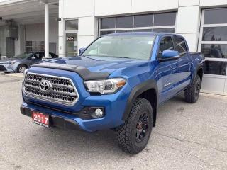 Used 2017 Toyota Tacoma 4WD Double Cab V6 Auto TRD Off Road for sale in North Bay, ON