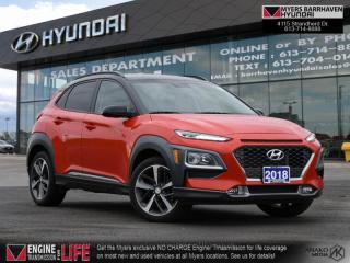 Used 2018 Hyundai KONA Trend  - $150 B/W - Low Mileage for sale in Nepean, ON