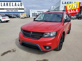 Used 2016 Dodge Journey SXT for sale in Prince Albert, SK