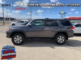 Used 2011 Toyota 4Runner SR5 V6 for sale in Steinbach, MB