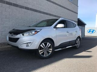 Used 2015 Hyundai Tucson Limited / AWD + CUIR + TOIT for sale in Saint-Jean-sur-Richelieu, QC