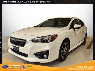 Used 2018 Subaru Impreza Sport *Toit Ouvrant* for sale in Laval, QC