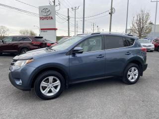 Used 2013 Toyota RAV4 AWD XLE, TOIT OUVRANT for sale in St-Hubert, QC