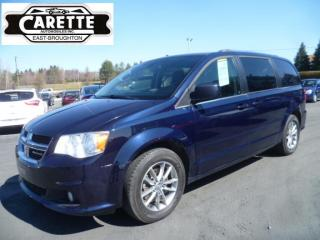 Used 2015 Dodge Grand Caravan Sxt premium stow n' go for sale in East broughton, QC