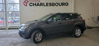 Used 2013 Toyota RAV4 LE - Traction avant - Caméra de recul for sale in Québec, QC