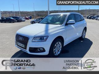 Used 2014 Audi Q5 2.0L Progressiv 4 portes quattro for sale in Rivière-Du-Loup, QC