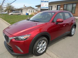 Used 2018 Mazda CX-3 for sale in Ancienne Lorette, QC