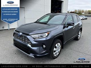 Used 2019 Toyota RAV4 XLE TI for sale in Victoriaville, QC