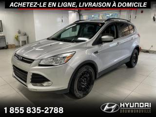 Used 2014 Ford Escape SE + GARANTIE + ECOBOOST + CAMERA + A/C for sale in Drummondville, QC