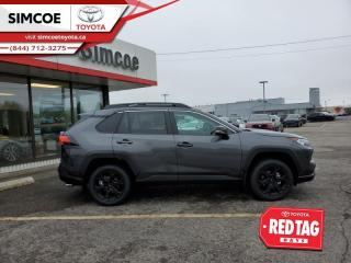 New 2021 Toyota RAV4 Trail TRD Off Road Package for sale in Simcoe, ON