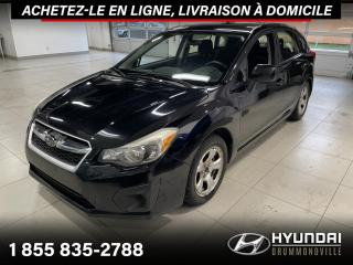 Used 2013 Subaru Impreza 2.0i PREMIUM + GARANTIE + A/C + CRUISE + for sale in Drummondville, QC