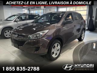Used 2015 Hyundai Tucson GL + GARANTIE + CRUISE + BLUETOOTH + SIE for sale in Drummondville, QC