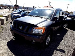 Used 2010 Nissan Titan 4WD Crew Cab  PRO-4X for sale in Beauport, QC